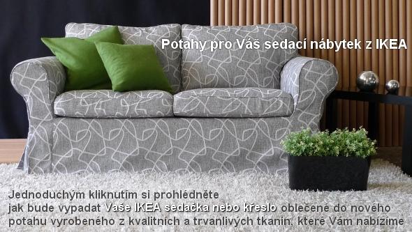 Ikea Potahy Potahy Pro Sedačky Ikea Potahy Ikea N 225 Bytek